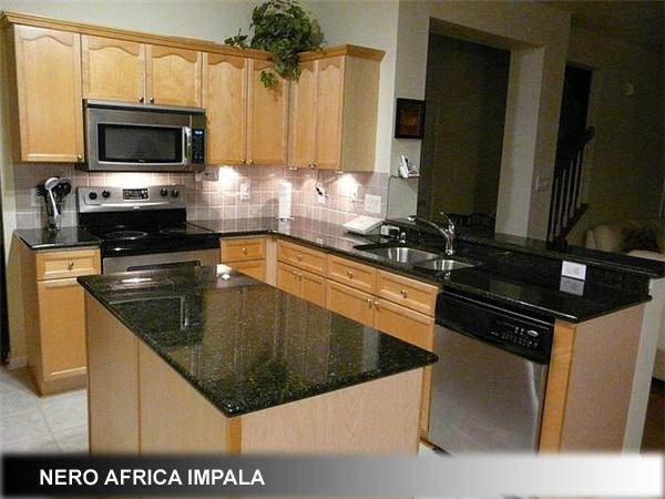 Nero Africa impala